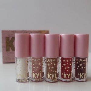 Kylie Cosmetics Mini Gloss Set
